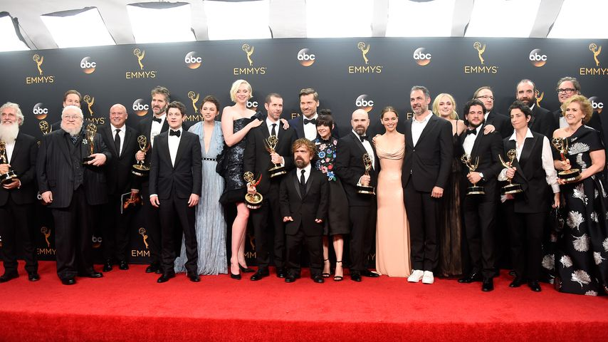 "Der ""Game of Thrones""-Cast bei den Emmys 2016"