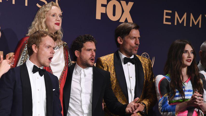 """Der """"Game of Thrones""""-Cast bei der Emmy-Verleihung 2019"""