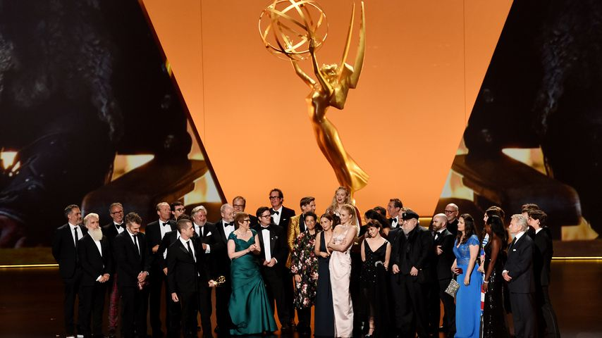 "Der ""Game of Thrones""-Cast bei den Emmy Awards 2019"