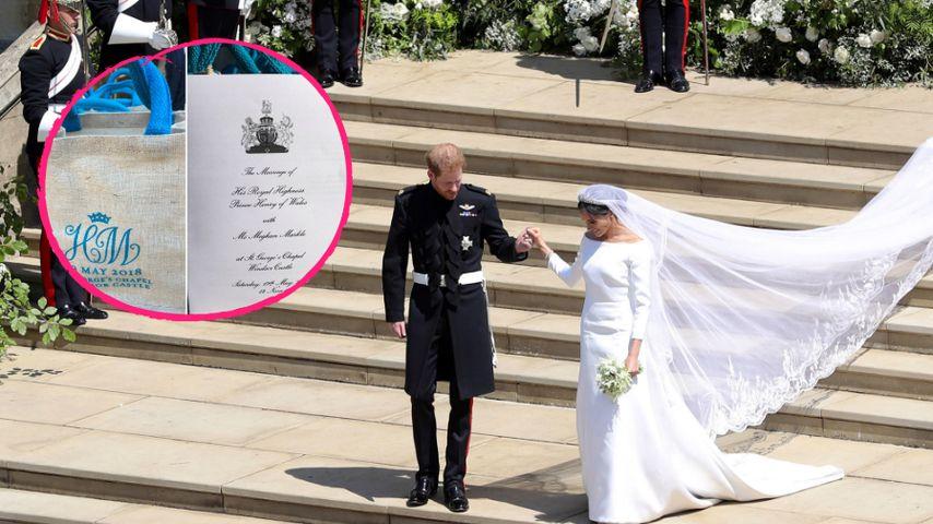 Royale Hochzeit: Gäste verscherbeln Goodie-Bags auf Ebay!