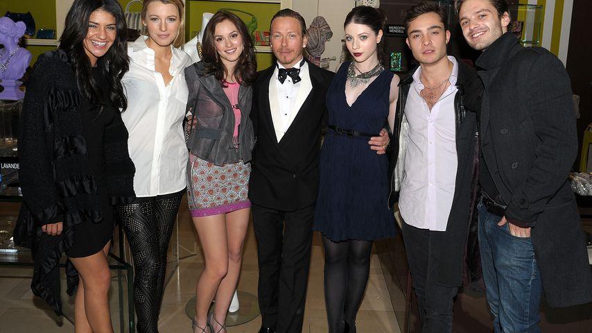 "Der ""Gossip Girl""-Cast"