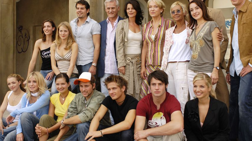 Der GZSZ-Cast von 2006