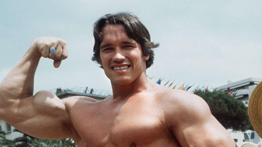 Arnold Schwarzenegger 1977