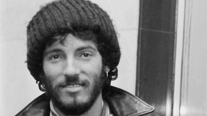 Bruce Springsteen, 1975 in Großbritannien