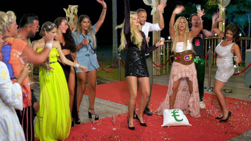 "Der ""Kampf der Realitystars""-Cast"