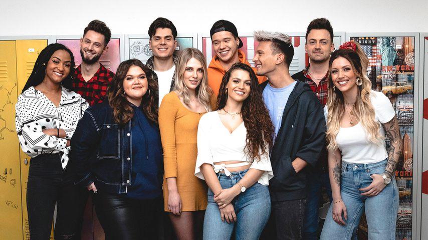 "Der ""Krass Schule""-Cast 2020"