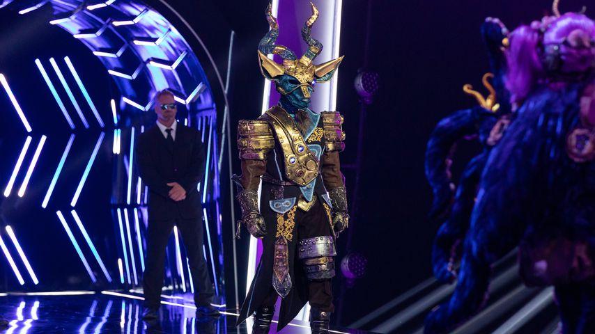 """Der Kudu bei """"The Masked Singer"""""""