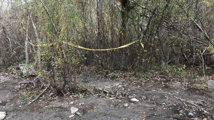 Der Ort, an dem Mark Salling tot gefunden wurde