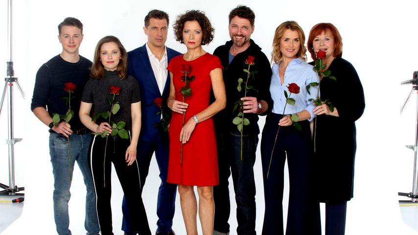 """Der neue Cast von """"Rote Rosen"""""""