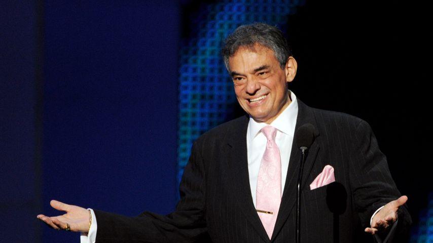 Der Sänger José José bei den mexikanischen Music Awards