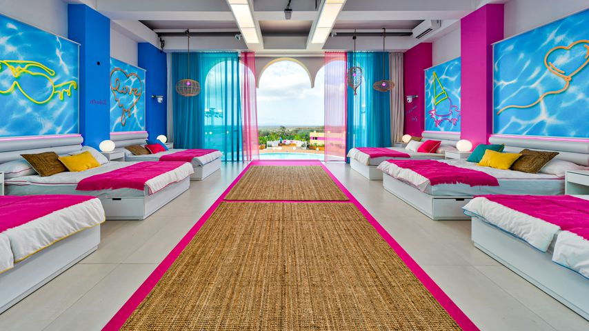 """Der Schlafsaal in der neuen """"Love Island""""-Villa"""