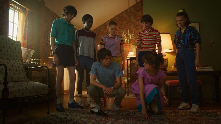 """Der """"Stranger Things""""-Cast der dritten Staffel"""
