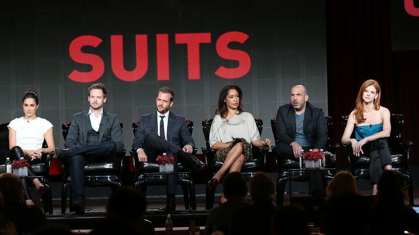 """Ohne Meghan Markle: Termin für achte Staffel """"Suits"""" steht!"""