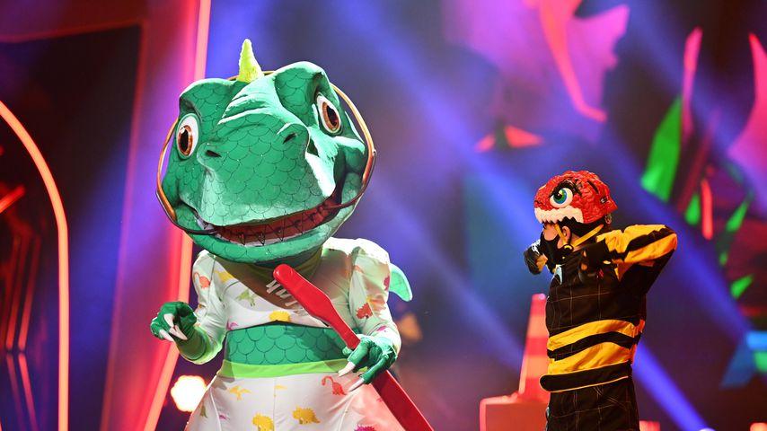 """Der """"The Masked Singer""""-Dinosaurier"""