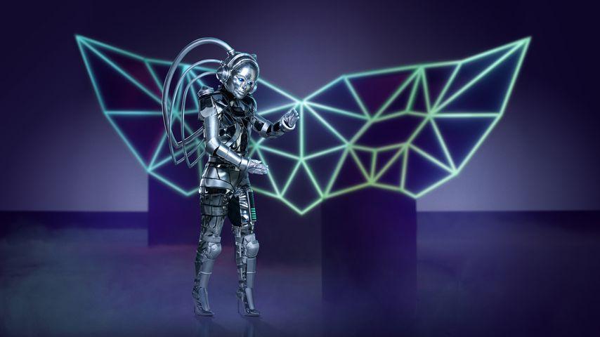 """Der """"The Masked Singer""""-Roboter"""