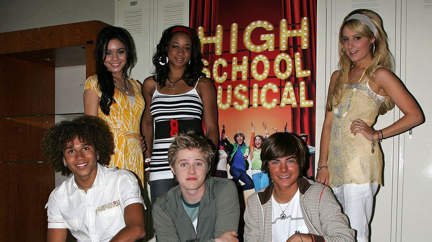 """High School Musical""-Cast im Mai 2006"
