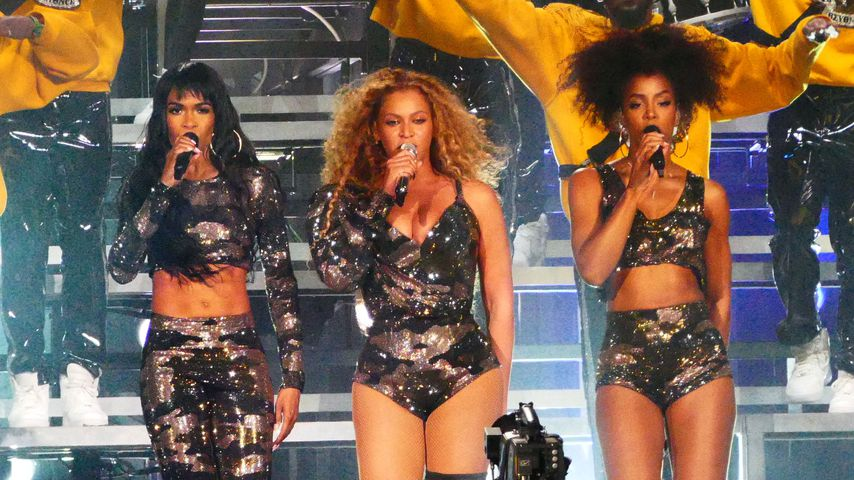 Destiny's Child auf dem Coachella-Festival 2018