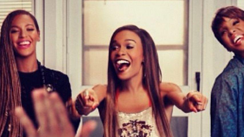 Beyonce, Kelly Rowland und Michelle Williams