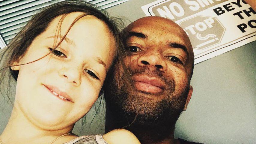 Seltenes Papa-Tochter-Selfie: Detlef D! zeigt seine Ayana!