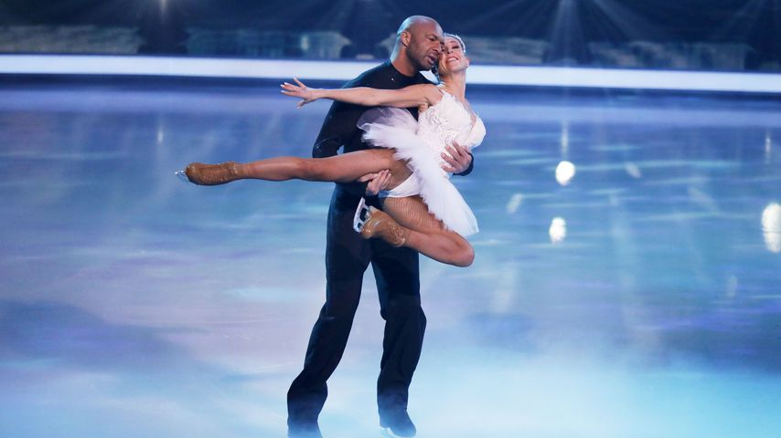 """Detlef Soost und Kat Rybkowski bei """"Dancing on Ice"""" 2019"""