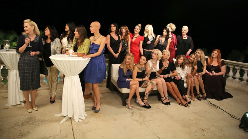 Guidos Frauen: Charaktertest beschwört Zickenkrieg