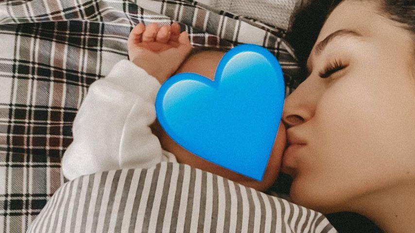 Nach Trauma-Geburt: So lief Diana Junes zweite Entbindung ab