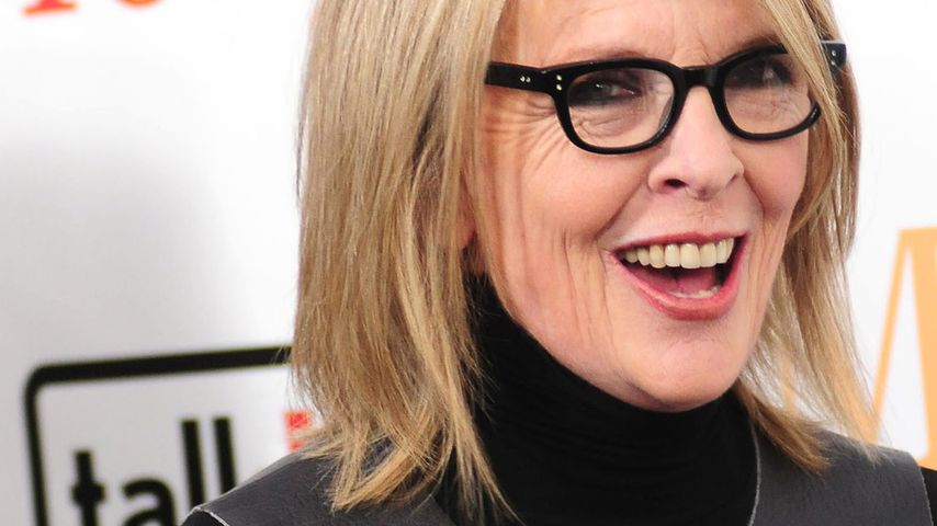 Diane Keaton: Neue Nase, neue Brüste? NOCH nicht!