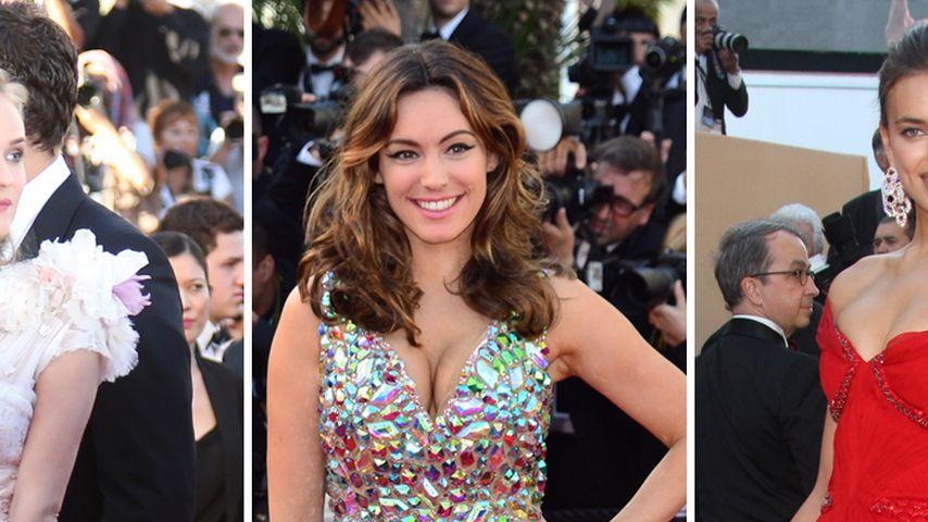 Diane, Kelly & Irina: Traumfrauen-Battle in Cannes