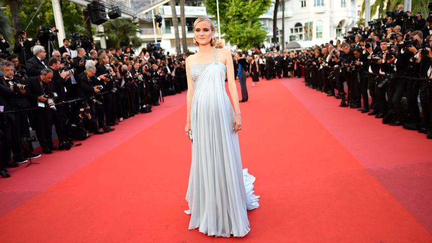 Verdächtige Wölbung: Ist Diane Kruger wirklich schwanger?