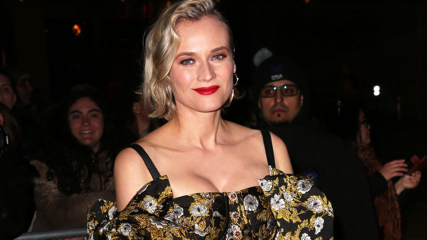 Fan-Spekulation wegen Insta-Pic: Ist Diane Kruger schwanger?