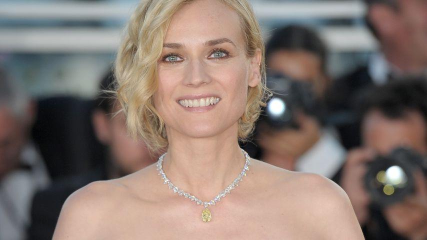 """Diane Kruger mit dem Preis für """"Beste Schauspielerin"""" in Cannes"""