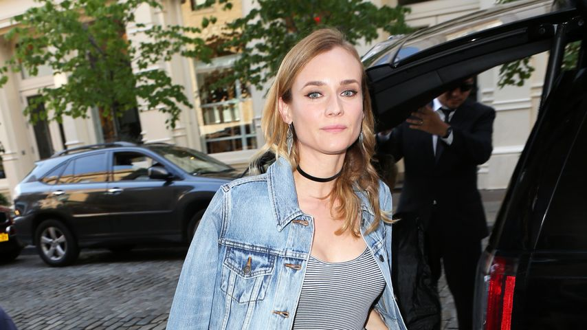 Nach der Trennung: So geht es Hollywood-Star Diane Kruger