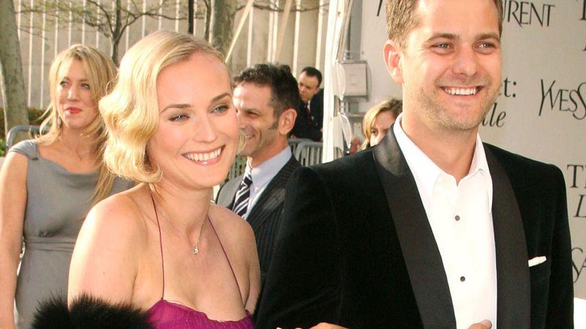 Diane Kruger und Joshua Jackson am Anfang ihrer Beziehung