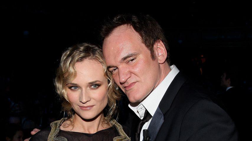 Diane Kruger und Quentin Tarantino bei den Cesar Film Awards