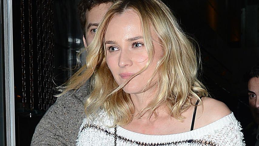 Verlobung bei Diane Kruger und Joshua Jackson?