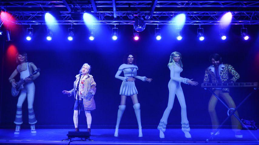 Die Dancing Queens wieder zusammen auf der Bühne!