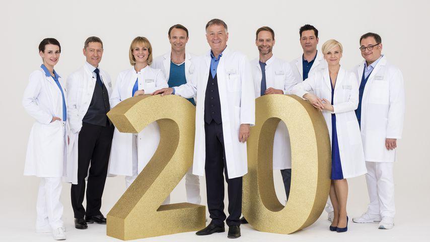"""20-jähriges Serienjubiläum von """"In aller Freundschaft"""""""