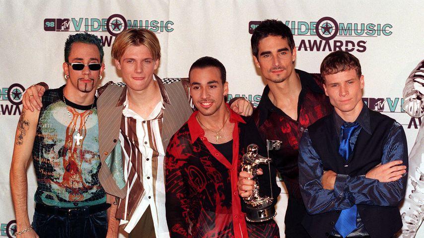 Die Backstreet Boys, 1998