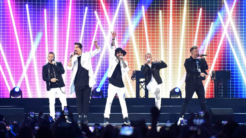 Neues für 2021: Backstreet Boys produzieren Weihnachtsalbum!
