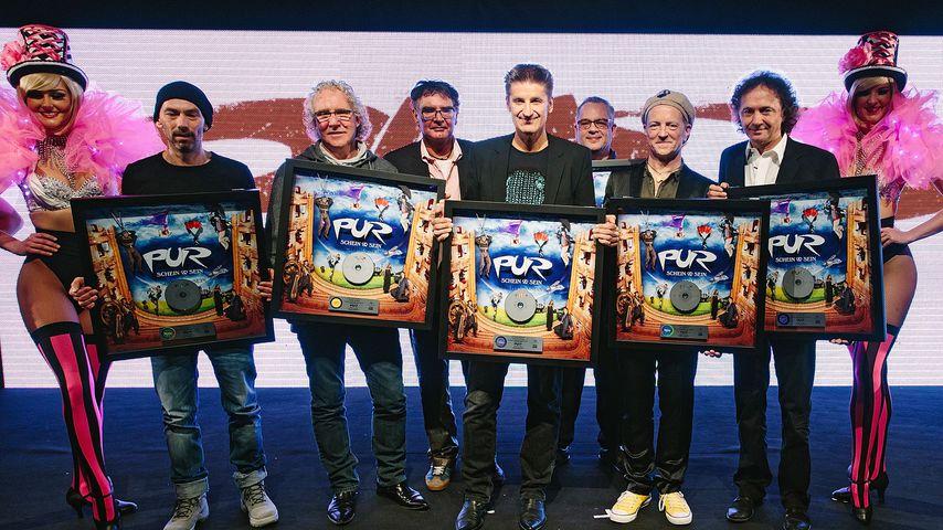 Die Pop-Band Pur