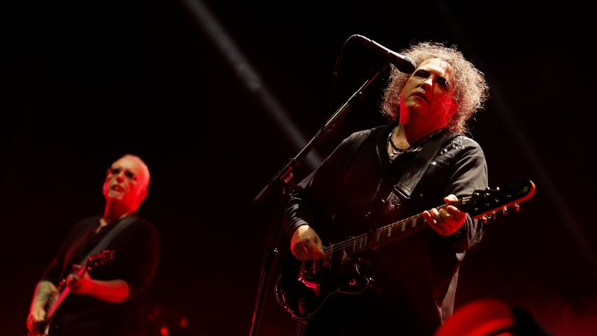 The Cure, britische Rockband