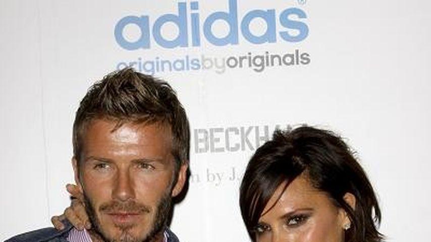 David Beckham rührte seine Victoria zu Tränen