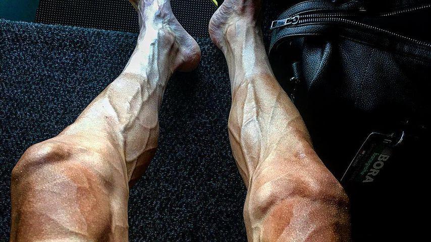 """Krasse Sehnen! So sehen Beine von """"Tour de France""""-Stars aus"""