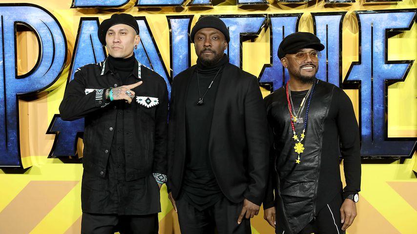 """Black Eyed Peas: Nie wieder """"My Humps""""!"""