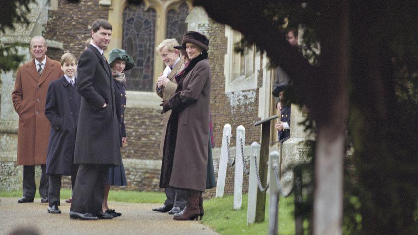 Die britischen Royals 1994