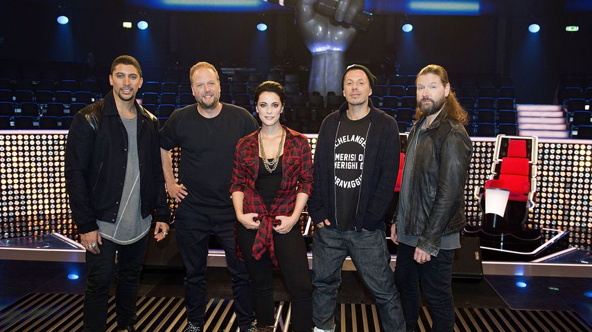 """The Voice of Germany"": Die Coaches sind bereit!"