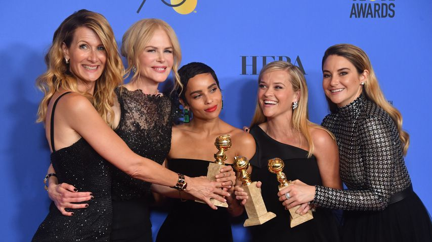 "Die Crew von ""Big Little Lies"""