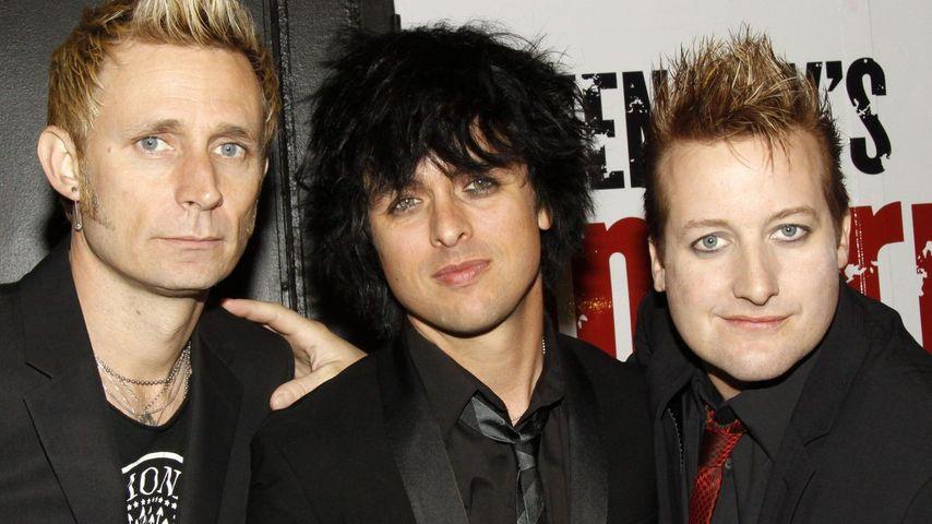 Green Day: Dreifach mit Alben-Trilogie wieder da!
