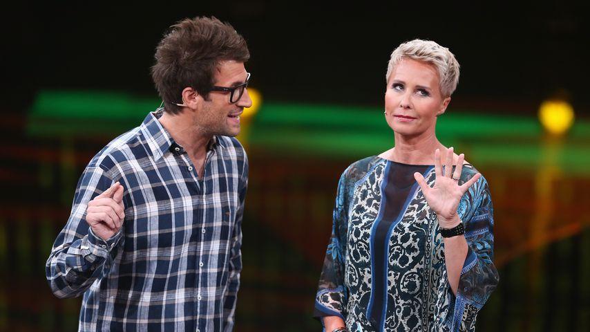 "Rollentausch! Sonja Zietlow moderiert ""Grill den Henssler"""