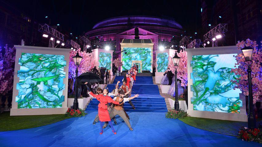 """Die Europa-Premiere von """"Mary Poppins' Rückkehr"""" in London"""